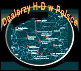 Dealers Harley-Davidson Polska - dane adresowe